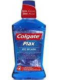 Colgate Plax Ice Splash ústna voda bez alkoholu 500 ml
