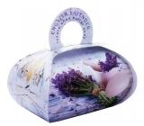 English Soap Anglická Levandule Přírodní parfémované mýdlo s bambuckým máslem 260g