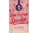 T: BY Tetesept Porcie vďaky Granátové jablko a kakaové maslo soľ do kúpeľa 60 g