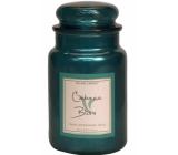 Village Candle Chvíle odpočinku - Cabana Bliss vonná sviečka v skle 2 knôty 602 g