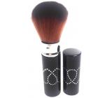 Kozmetický štetec 30450-06 čierny