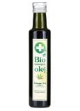 Annabis 100% Bio konopný olej, omega 3-6 vhodný do studenej kuchyne 500 ml