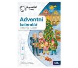 Albi Kúzelné čítanie interaktívne hovoriace kniha Adventný kalendár