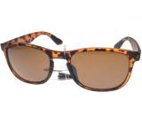 Nae New Age Slnečné okuliare hnedé A20203