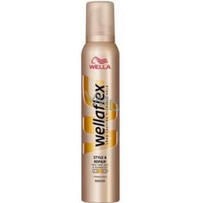 Wella Wellaflex Curls and Waves silné spevnenie penové tužidlo 200 ml