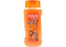 Mika Pufik Kids Marhuľa a Broskyňa pena do kúpeľa 350 ml