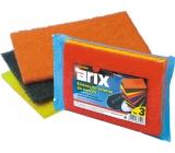 ARIX Ostrá hubka - drôtenky na gril a rúry jemná 3 kusy