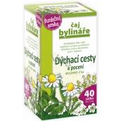 Mediate Bylinář Váňa Dýchacie cesty a potenie bylinný čaj 40 x 1,6 g