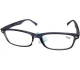 Okuliare diop.plast. + 1 čierne mat MC2 ER4040