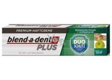 Blend-a-dent Plus Dual Protection fixační krém na zubní náhradu 40 g