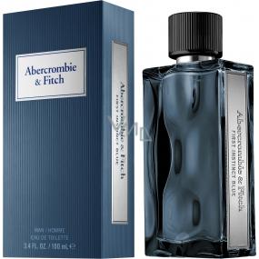Abercrombie & Fitch First Instinct Blue Men toaletná voda pre mužov 100 ml