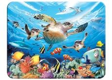 3D magnet - Morské korytnačky 9 x 7 cm