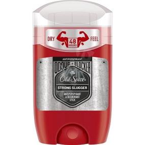 Old Spice Strong Slugger antiperspirant dezodorant stick pre mužov pre mužov proti pachu a potu na 48 hodín 50 ml