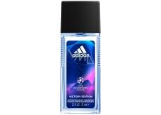 Adidas UEFA Champions League Victory Edition parfémovaný deodorant sklo pro muže 75 ml