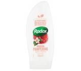 Radox Pampering s vôňou jazmínu a maliny sprchový gél 250 ml