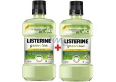 Listerine Green Tea úst.voda duo 2x500ml 2891