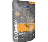 Dr. Clauders Best Selection No. 1 Kuracie mäso s brusnicami kompletné krmivo s kúskami mäsa pre mačky kapsička 85 g