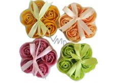 NeoCos Mydlová ruže konfety telové 5 kusov x 3 g, darčekové balenie