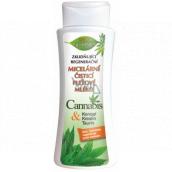 Bion Cosmetics Cannabis micelárny čistiace pleťové mlieko pre všetky typy pokožky 255 ml