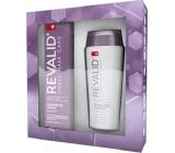 Revalid Hair Loss Promo 2020 Regrowth Serum sérum obnovujúci rast vlasov 50 ml + Stimulating Shampoo šampón pre posilnenie vlasov 75 ml, kozmetická sada