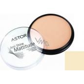Astor Anti Shine Mattitude púder 001 14 g