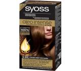 Syoss Oleo Intense Color farba na vlasy bez amoniaku 5-86 Pôvabne hnedý