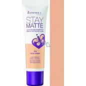 Rimmel London Stay Matte Liquid Mousse make-up 103 True Ivory 30 ml