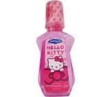 Hello Kitty s příchutí jahody ústní voda pro děti 237 ml