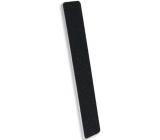 Pilník na nehty plochý černý 17,5 cm 5312