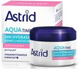Astrid Aqua Time denní a noční krém pro suchou a citlivou pleť 50 ml