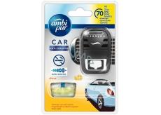 Ambi Pur Car Anti Tobacco Citrus osviežovač vzduchu do auta strojček s náplňou 7 ml
