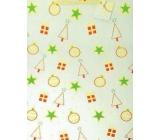 Nekupto Darčeková papierová taška najväčšie 46 x 33 x 10,5 cm Vianočná 036 12 GXL