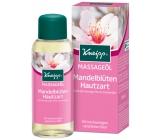 Kneipp Mandľové kvety masážny olej, kvalitná starostlivosť o suchú a citlivú pokožku 100 ml