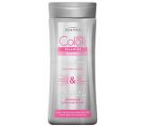 Joanna Ultra Color System Pink šampón pre blond, zosvetlené a sivé vlasy 200 ml