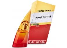 Bruno Banani Limited Edition Woman toaletná voda pre ženy 20 ml