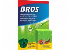 Bros Nástraha na slimáky náhradné 5 ml