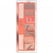 Catrice The Coral Nude Collection Eyeshadow Palette paleta očných tieňov 010 Peach Passion 9,5 g