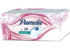 Pamela Slip Classic Satin Soft intimní vložky 20 kusů