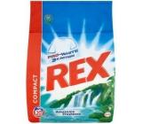 Rex 3x Action Amazonia Freshness Pro-White prášek na praní 20 dávek 1,5 kg