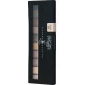 Gabriella Salvete Palette 10 Shades paleta očních stínů se zrcátkem a aplikátorem 02 Nude 12 g