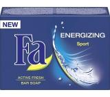 Fa Energizing Sport tuhé toaletné mydlo 90 g