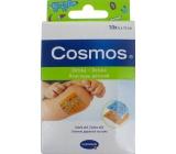 Cosmos Kids Voděodolná náplast s dětskými motivy 6 x 10 cm 10 kusů