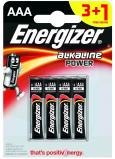 Energizer Batérie AAA LR03 1,5V 4 kusy