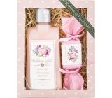 Bohemia Gifts Victorian Style sprchový gél 200 ml + ručne vyrábané mydlo 30 g, kozmetická sada