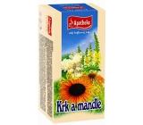 Apotheke Krk a mandle čaj 20 x 1,5 g