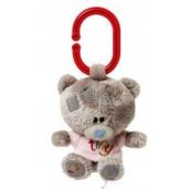 Me to You Tiny Tatty Teddy Medvedík pískatko v ružovom tričku 10 cm