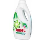 Ariel Mountain Spring tekutý prací gel pro čisté a voňavé prádlo bez skvrn 20 dávek 1,3 l