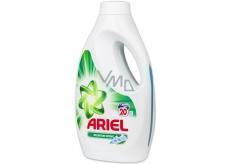 Ariel Mountain Spring tekutý prací gél pre čisté a voňavé bielizeň bez škvŕn 20 dávok 1,3 l