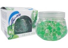 Akolade Crystals Gel Konvalinka gelový osvěžovač vzduchu 180 g