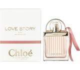 Chloé Love Story Eau Sensuelle toaletná voda pre ženy 50 ml